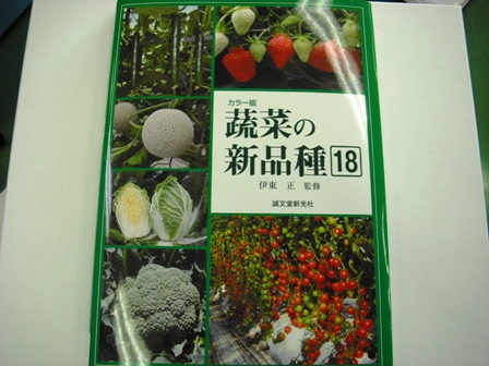 蔬菜の新品種[伊東正]